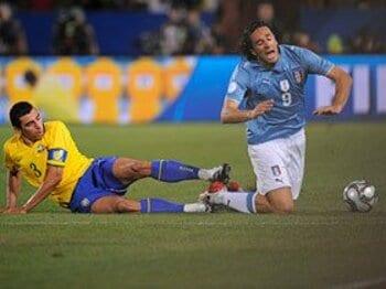 名将リッピの時代錯誤。~イタリア代表は大丈夫か~<Number Web> photograph by Takuya Sugiyama