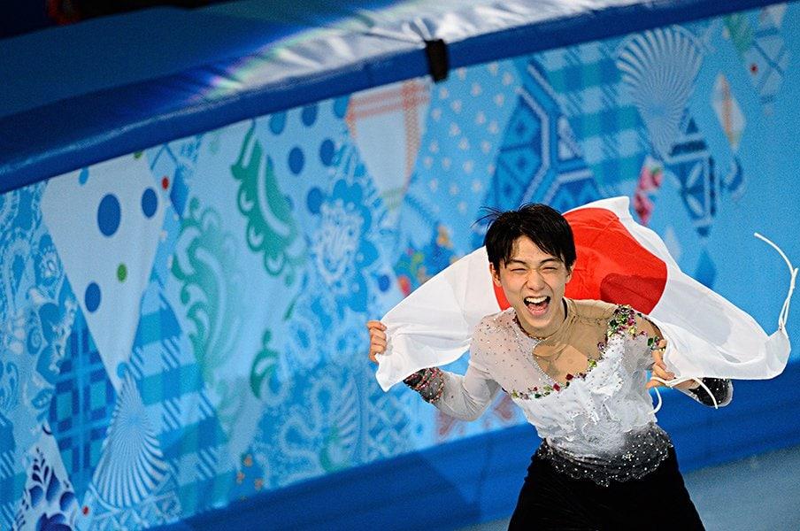 伝説のスポーツ写真に会える!写真展「平成アスリート戦記」は必見。<Number Web> photograph by Asami Enomoto