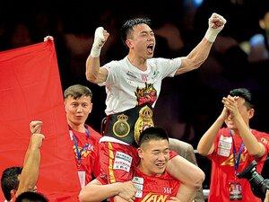 新たなマーケットに名乗り。中国ボクシングの潜在能力とは。~禁止から一転、期待の市場へ~