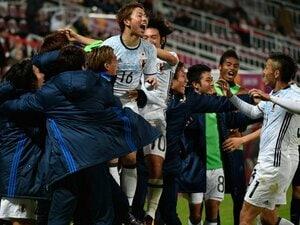 """韓国相手に達成した最後の""""宿題""""。「逆転できない」を払拭した3ゴール。"""