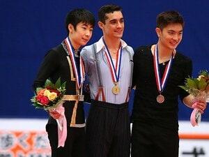 中国杯で天才ボーヤン・ジンが世界初!4回転ルッツ+3回転トウループの衝撃。