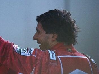 <F1鈴鹿伝説> セナと過ごした最後の鈴鹿。 ~今宮純、19年目のレース秘話~<Number Web> photograph by Fujio Hara