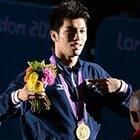 光り輝く金メダルと、村田諒太の表情。~ロンドン五輪2012~
