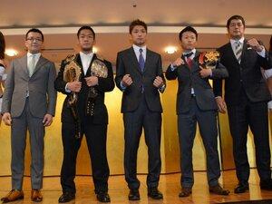 """堀口恭司vs.所英男はミスマッチか? """"紙一重""""を追求するRIZINの面白さ。"""