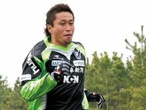 <私とラン> 岡野雅行 「ガイナーレ鳥取で旋風を起こしたい」