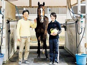 カメラマンが呟いた「うん、完璧」。藤田菜七子騎手の緊張撮影秘話。