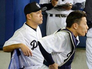 """初采配にして色濃く見えた""""谷繁流""""。「1点の野球」は強竜を甦らせるのか。"""