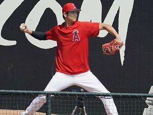 大谷翔平の起用プランに新展開。来季は、先発と一塁手で二刀流?
