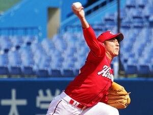 忘れちゃいけない広島のキーマン。福井優也、成長して投手陣の柱に。