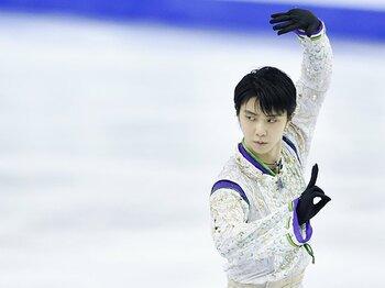 超人的強さの羽生が再び魅せる!今季の全日本は歴史的大会へ――。<Number Web> photograph by Asami Enomoto
