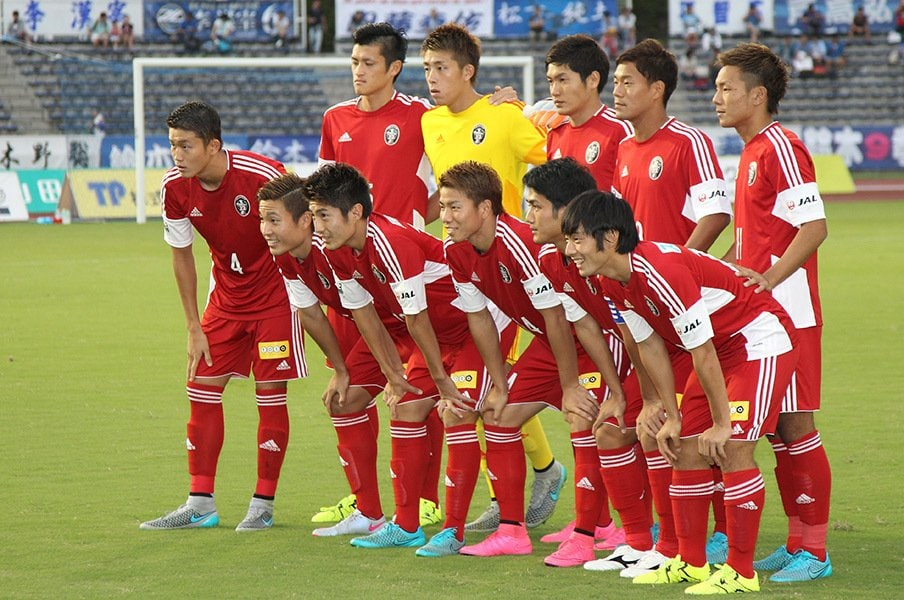 U-22選抜に五輪予選チームが集結。J3町田に完敗した、有意義な経験。<Number Web> photograph by J.LEAGUE PHOTOS