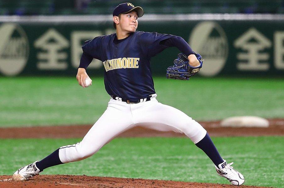 ドラフト指名ボーダーの選手たちを大学の監督が自らプレゼン!1/4<Number Web> photograph by Hachinohe Gakuin University