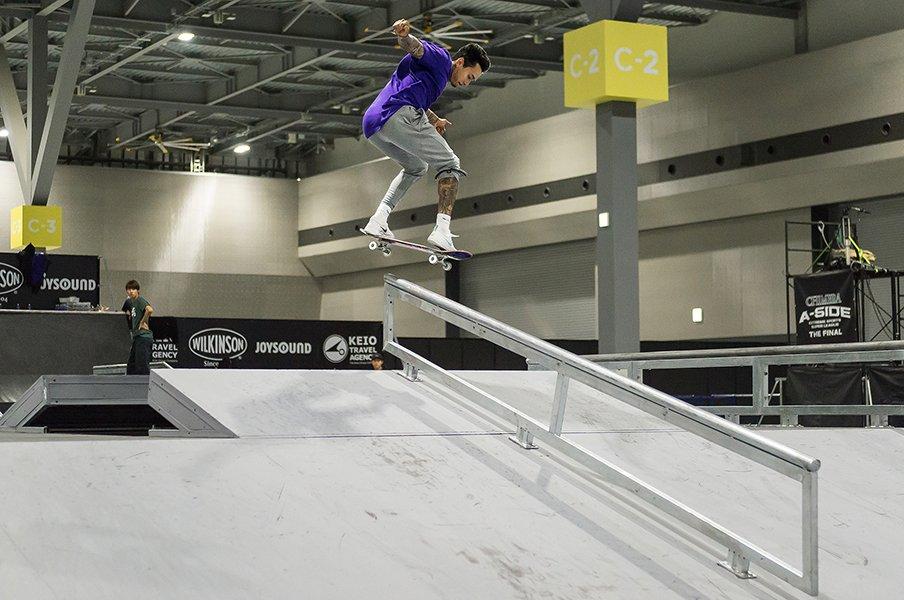 五輪延期は日本スケートボード界にとっては明るい材料!? その理由とは。<Number Web> photograph by Yoshio Yoshida