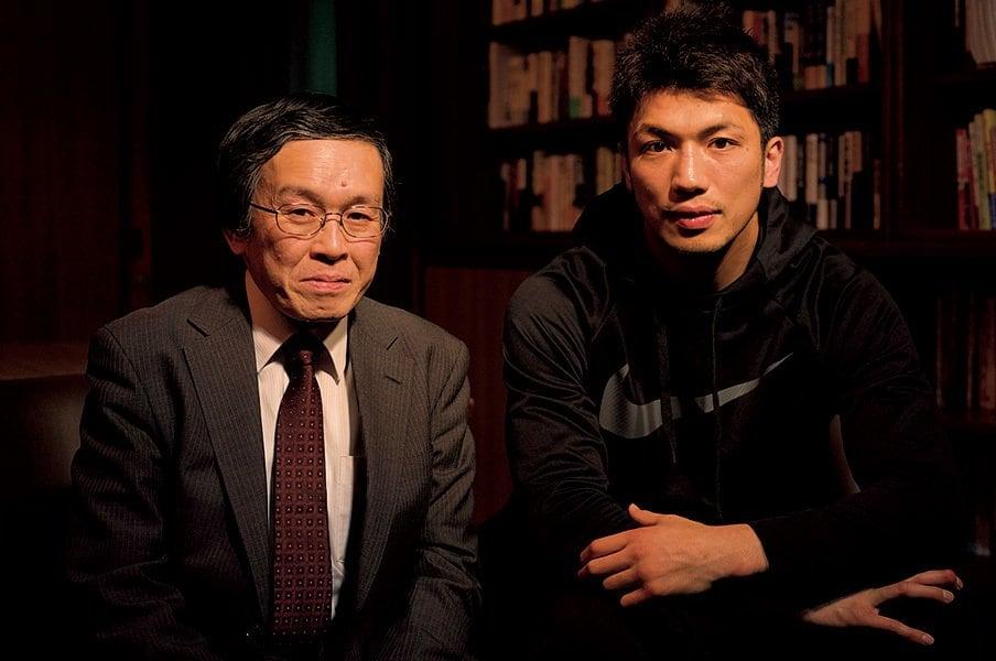 負けても再び立ち上がる村田諒太。哲学者・岸見一郎への告白。