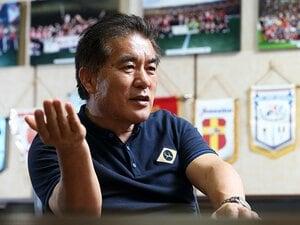 鹿島の強化部長を20年間務める男。鈴木満が語る監督、OB、鹿島の流儀。