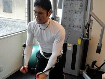 日本一諦めきれない男の人生──。古木克明は今もオファーを待っている。<Number Web> photograph by Katsuaki Furuki