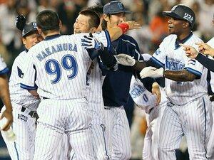 DeNA「あきらめない野球」の原点。多村仁志の7点差逆転サヨナラ弾。