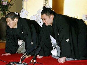 朝乃山の大関昇進は大阪で……。元朝潮・高砂親方、3度目の涙。