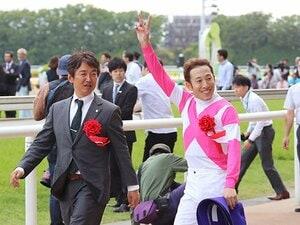 今年すでに重賞4勝、GIは初勝利。NHKマイル制覇は藤岡佑介の転機だ。