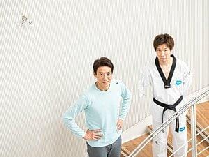 「東京2020後はパラクライミングに!」と語る伊藤力に松岡修造がエール。