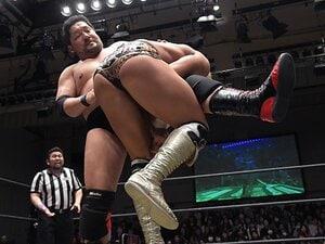 """躍進を続ける""""進撃の大巨人""""。三冠を制した石川修司が古巣DDT制圧へ!"""
