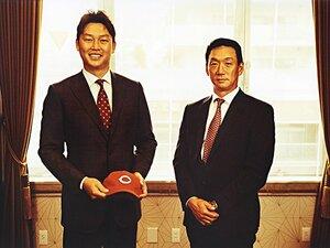 「カープはこのまま終わらない」新井貴浩のエールと鯉党の想い。