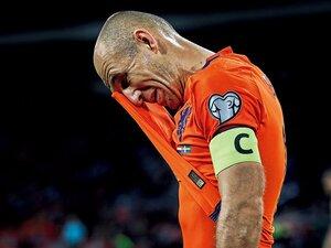 <直言インタビュー>アリエン・ロッベン「これはオランダサッカーの危機だ」