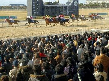 昨年12月23日、約9000人のファンが見守るなか荒尾競馬の最後のレースが行なわれた