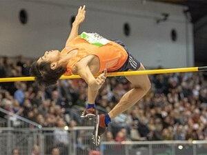 走り高跳びで13年ぶり日本新記録。実業団を断り海外で育った戸邉直人。