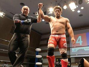 """柔術家・関根""""シュレック""""秀樹、プロレスデビューでUWFの夢実現。"""