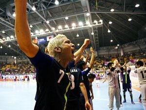 強豪ポルトガル相手に劇的ドロー!フットサル日本代表が見せた使命感。