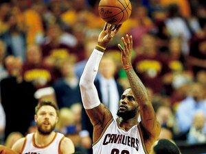 """""""世界一の選手""""が選んだ効率無視の戦いの果て。~NBAファイナル、レブロンの矜持~"""