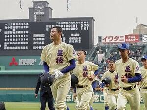 奥川恭伸、キミは何に負けたのか?応援、サイン盗み……論点多き試合。