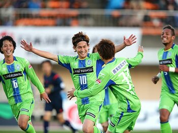 J1昇格の3クラブ、残留可能性は?戦力、スタイル、データを徹底分析。<Number Web> photograph by J.LEAGUE PHOTOS