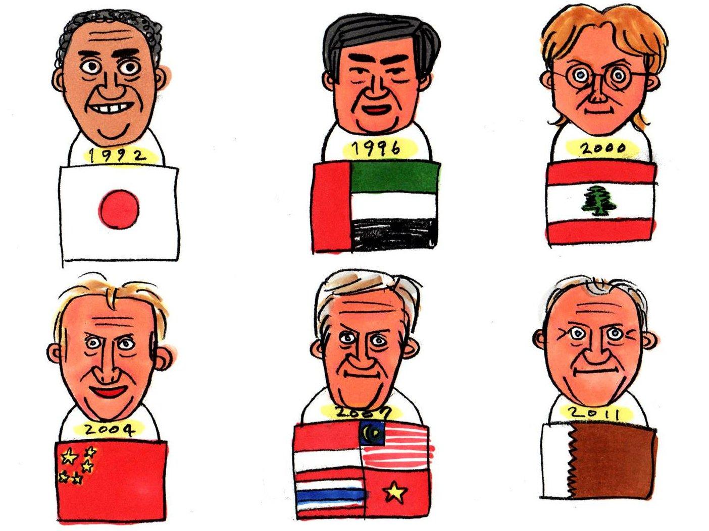 1992年日本大会