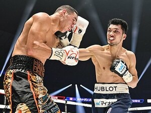 村田諒太のボクシングが完成した。5RKOで初防衛、視線は本当の頂点へ。