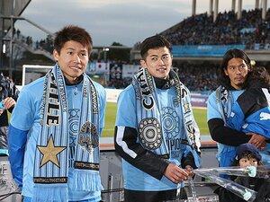 """谷口彰悟と車屋紳太郎の""""熊本兄弟""""。川崎のCB物語は日本代表へと続く。"""