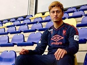 鈴木優磨、ベルギーで7得点と今後。「そこはもう、死ぬほど集中して」