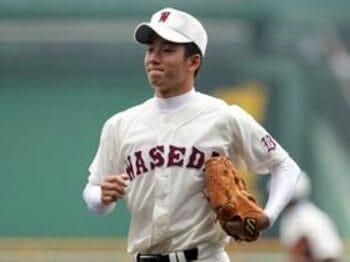 野球選手の全力疾走。<Number Web> photograph by Hideki Sugiyama