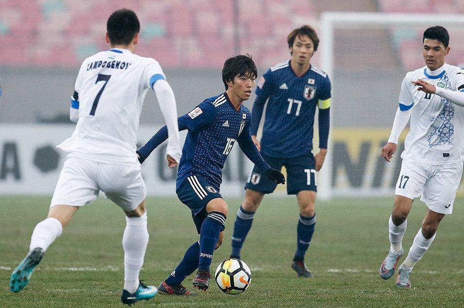東京V・井上潮音が生まれ変わった。技術の男が感じた「戦える選手に」。<Number Web> photograph by Getty Images