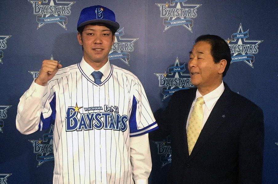 なぜ平良拳太郎がプロテクト外に?巨人の人選過程を妄想してみた。<Number Web> photograph by Kyodo News