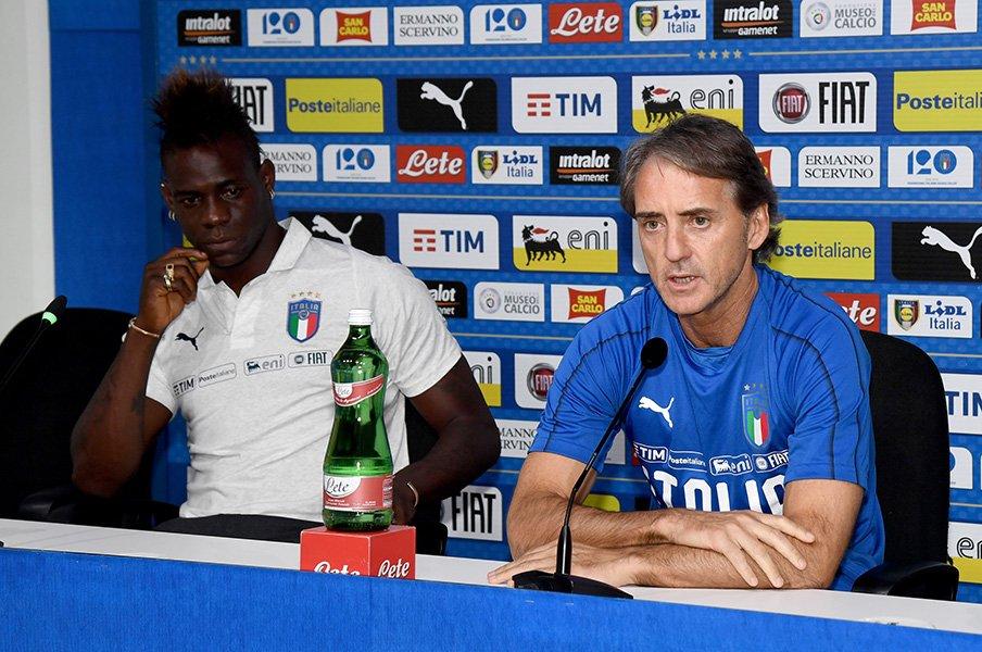 イタリア新時代を託されたマンチーニ。バロテッリ復帰と若き才能たちの登用。