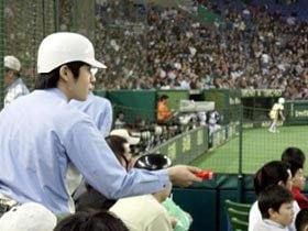 東京ドーム・エキサイトシート係員の独白