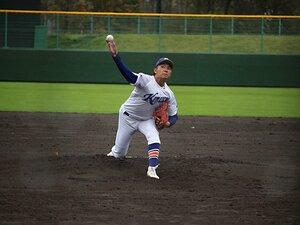 ドラフト1位候補右腕・伊藤大海、波乱万丈の大学野球を終えて「4年前に考えていた姿に近づけた」