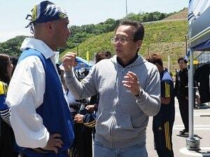 FC今治と岡田武史と東大卒の社長。フロンターレを手本に熱の持続を。