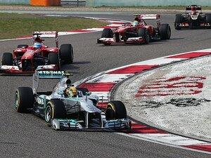 ベッテルの連勝記録挑戦と激化する団体戦2位争い。~今季F1・ラスト2戦のポイント~