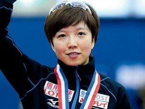3度目の五輪へ視界良好、エース・小平奈緒の進化。~清水宏保以来の、スピードスケートW杯3連覇~