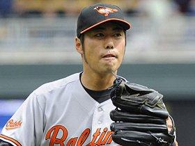"""クローザーとして蘇った上原浩治。MLBきっての""""モテ男""""の来季を占う。"""