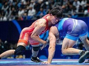 五輪連続出場中のアマレス高谷惣亮。自宅待機も「そんなに問題ではない」。
