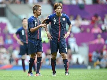 アジアで敗れ続ける日本サッカー。最後の砦、五輪出場の枠は「3」。<Number Web> photograph by Naoki Ogura/JMPA